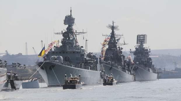 Капитан ВМФ РФ дал Украине дельный совет, как стать великой морской державой