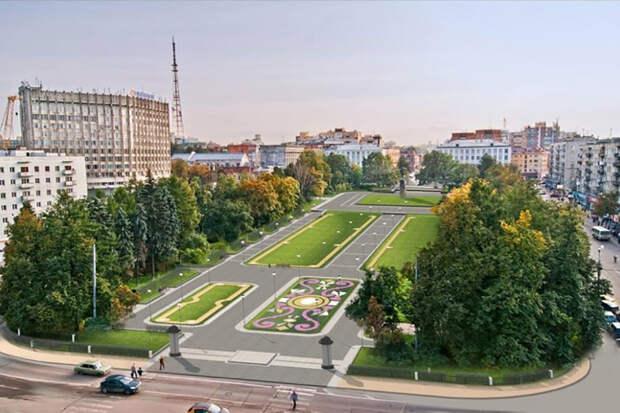 Стало известно, какие территории благоустроят в Нижнем Новгороде к 800-летию города