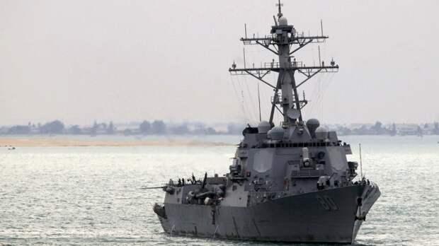 Баранец объяснил, почему эсминцы США отменили свой заход в Черное море