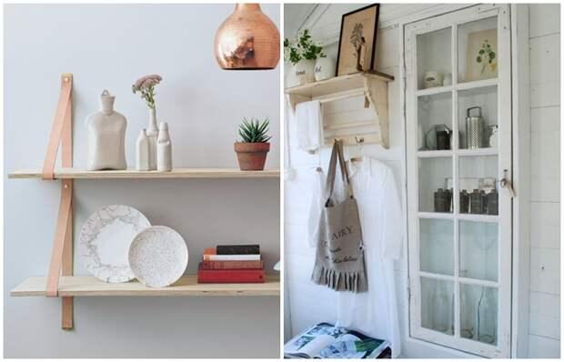 Как сделать мебель своими руками из подручных средств: 10 креативных идей