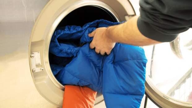 Как стирать пуховик в машинке: 5 важных правил, которые необходимо соблюдать