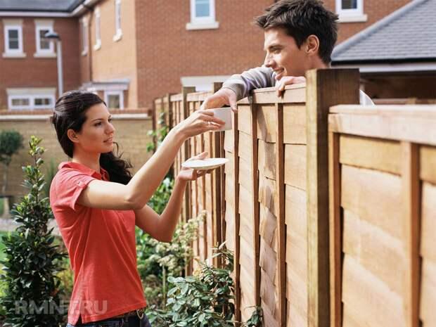 На что могут пожаловаться соседи по даче