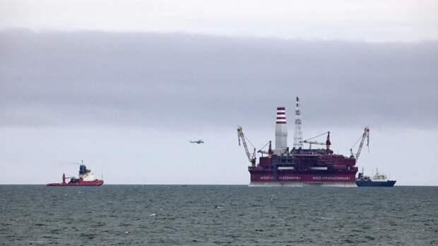 Минэнерго выступило за налоговые льготы для проектов на шельфе Арктики