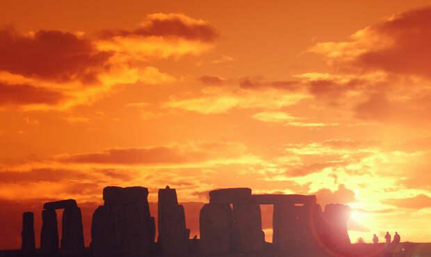 Где искать самые красивые закаты мира