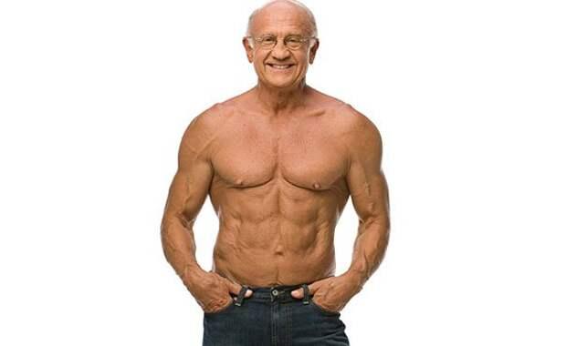 70-летний доктор Джеффри Лайф, начал серьезно заниматься фитнесом в 60 лет