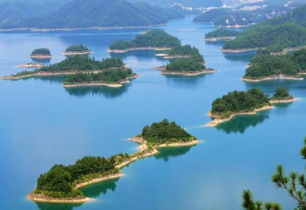 Цяньдаоху — Озеро тысячи островов