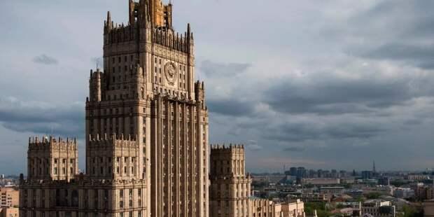 МИД РФ считает «крайне опасным» давить на Мьянму