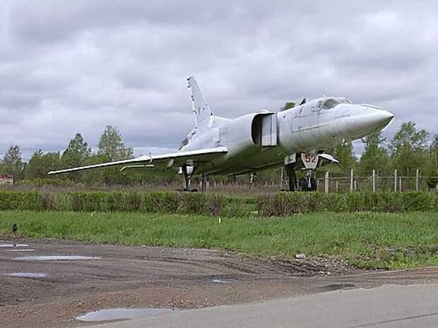 Неизвестная катастрофа 16 мая 1986 г. Ту-22M2