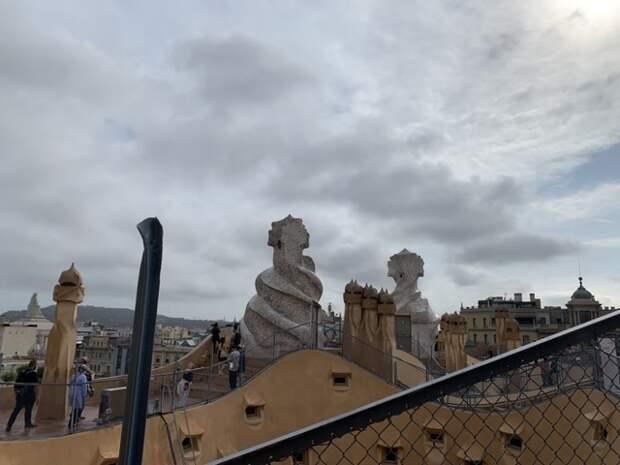 Барселона. Испания. Часть 8