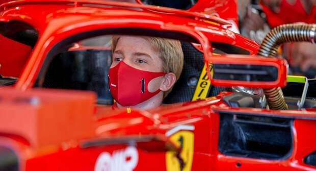Россиянин в Формуле-1 примет участие на «Феррари»