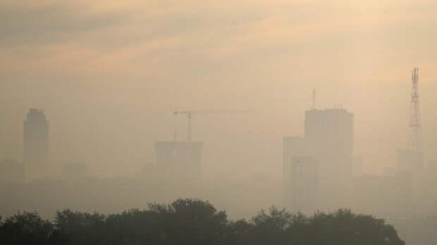 Смог от тлеющих торфяников проник в квартиры жителей Екатеринбурга сквозь закрытые окна