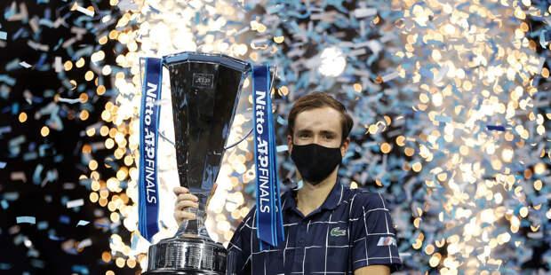 Российские теннисисты сохранили места в десятке рейтинга