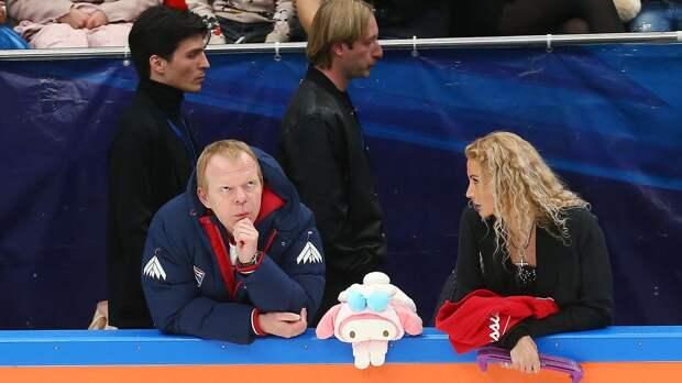 Слуцкая: «Война Тутберидзе и Плющенко? Она больше ведется со стороны Евгения, получившего двух готовых спортсменок»