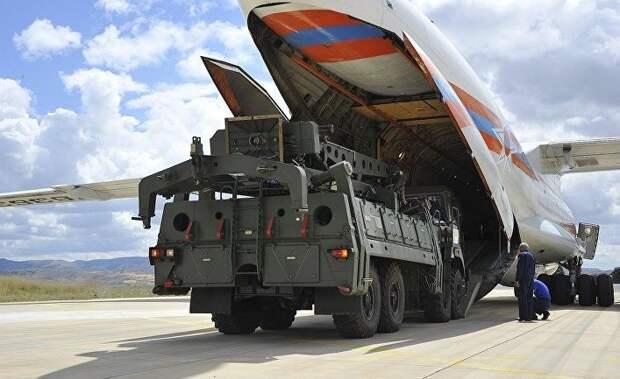 Habertürk: Турция продаст С-400 США?
