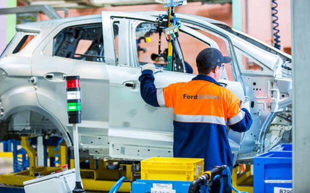 Работникам Ford в России предложили годовую зарплату. Идет торг