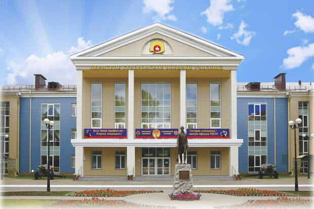 В Пермском суворовском военном училище состоялся выпуск воспитанников
