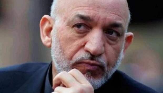 Хамид Карзай обвинил США в распространении терроризма в Афганистане   Продолжение проекта «Русская Весна»