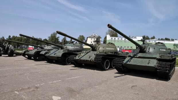 """ВС Украины готовят полную модернизацию советских Т-64БМ2 """"Кедр"""""""
