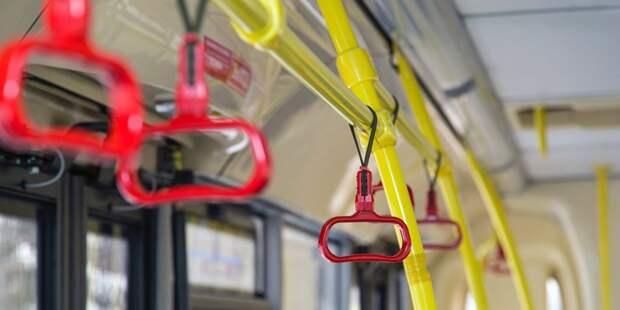 Перебои в движение в Куркине произошли из-за поломки автобуса — Мосгортранс