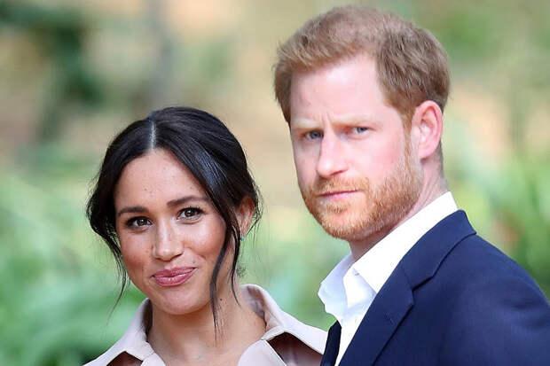 Принц Гарри и Меган Маркл окончательно лишились королевского статуса