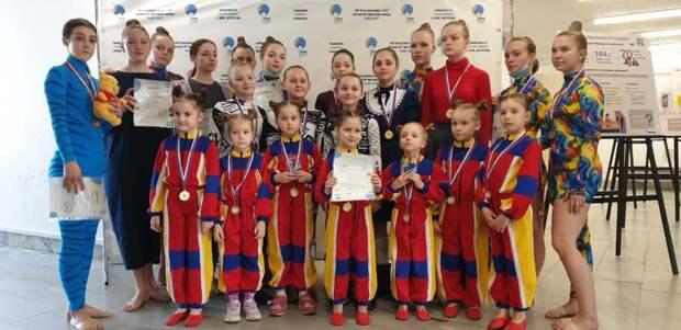 Танцоры из Лосинки заняли весь пьедестал на Всероссийском Арт фестивале