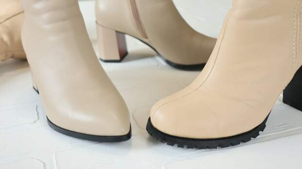Как сохранить хороший внешний вид обуви за копейки