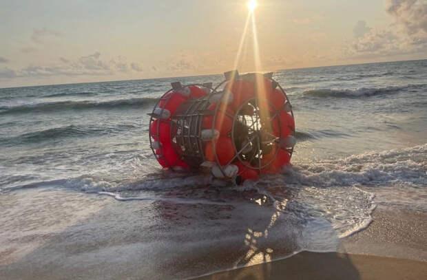 Попытка пробежать 1600 километров по воде в колесе окончилась неудачей