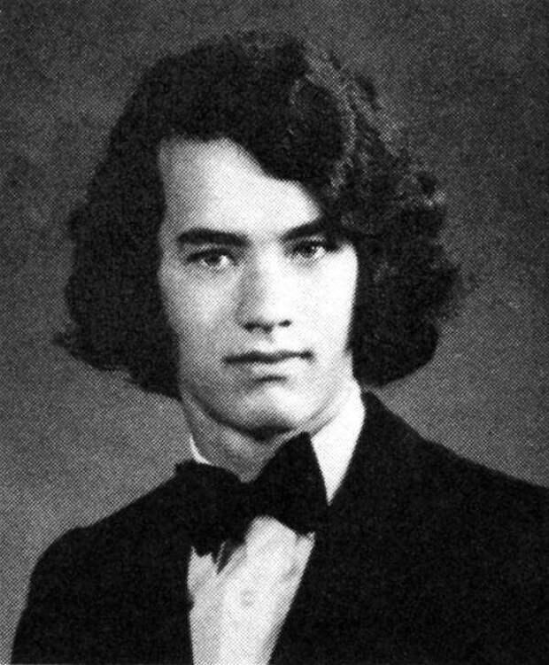 Ранние фотографии знаменитостей до периода славы