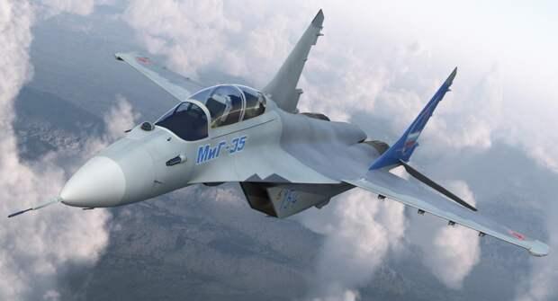 Журналисты из NI сравнили эффективность МиГ-29 и МиГ-35