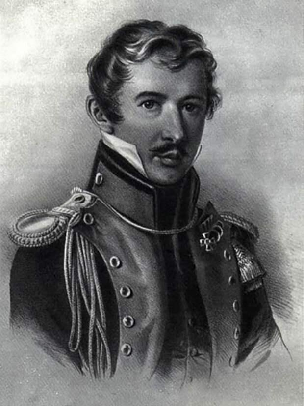 Михаил Сергеевич Лунин