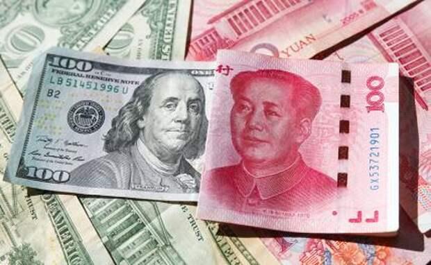 Отказа от доллара еще больше сблизят Китай и Россию