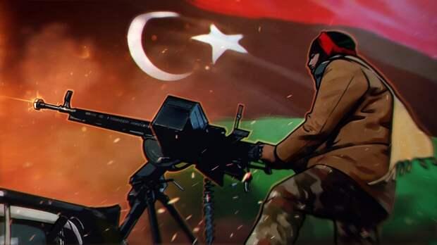 Сириец рассказал о заманивании турками воевать в Ливии
