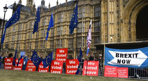 Brexit как симптом политического цинизма