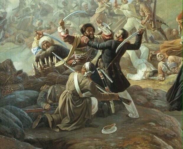 Противостояние на Кавказе в 1821 году