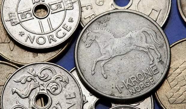 Около €18млрд потерял Нефтяной фонд Норвегии