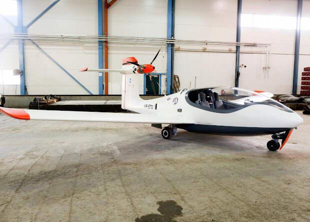 Норвежцы создадут гоночный электрический самолет