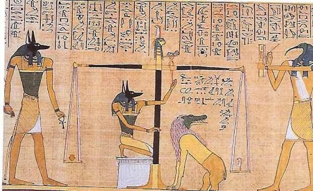 Египетский рисунок