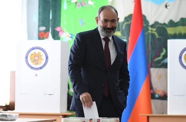 Пашинян заявил, что народ Армении провел «стальную» революцию