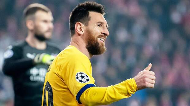 В Испании обнародовали контракт Месси с «Барселоной»: более полумиллиарда евро за 4 года