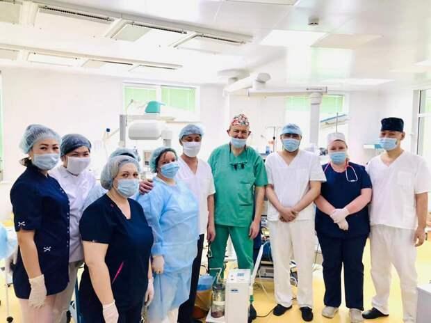 Иркутский врач Юрий Козлов спас младенца с редкой патологией в Улан-Удэ