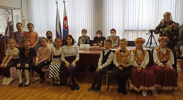 Учащиеся и педагоги школы № 1357 стали победителями конкурса чтецов
