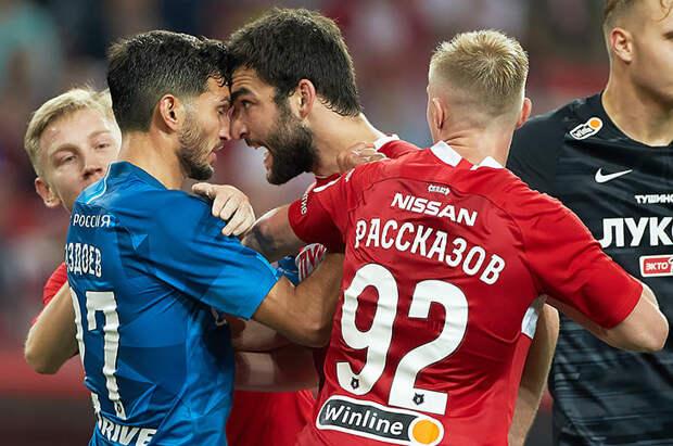 «Мы предложили «Зениту» две даты, они в одну и в итоге не смогли договориться», - версия «Спартака» о матче, который не состоится в ОАЭ