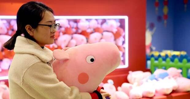 Свинку Пеппу продали и она оказалась дороже «Аэрофлота»