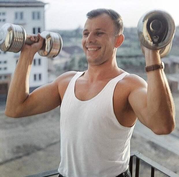 Каким был фитнес вСССР