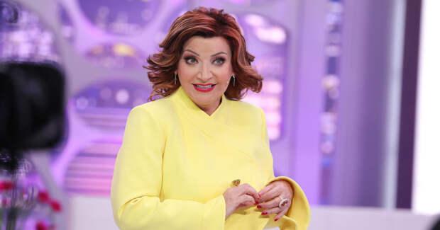 Степаненко показала свою первую роль в кино 30-летней давности