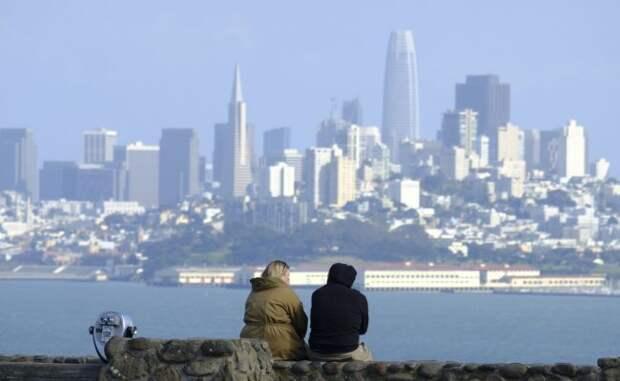 ВСан-Франциско запретили строить газифицированные дома