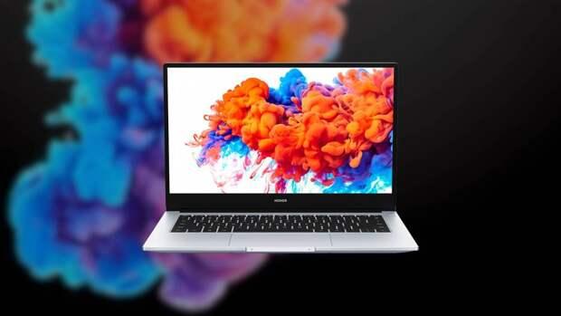 Стоимость новых ноутбуков HONOR MagicBook снизилась на 15 тысяч рублей
