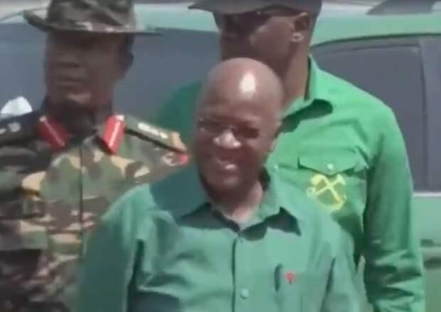 Умер президент Танзании Джон Магуфули