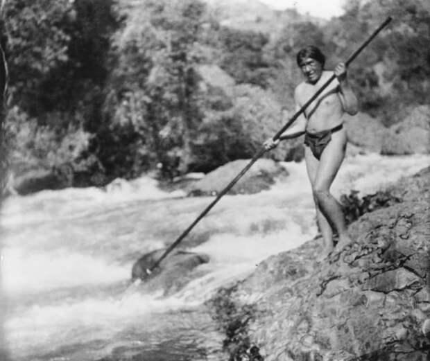 2. Иши из Яхи аборигены, вокруг света, племена, познавательное
