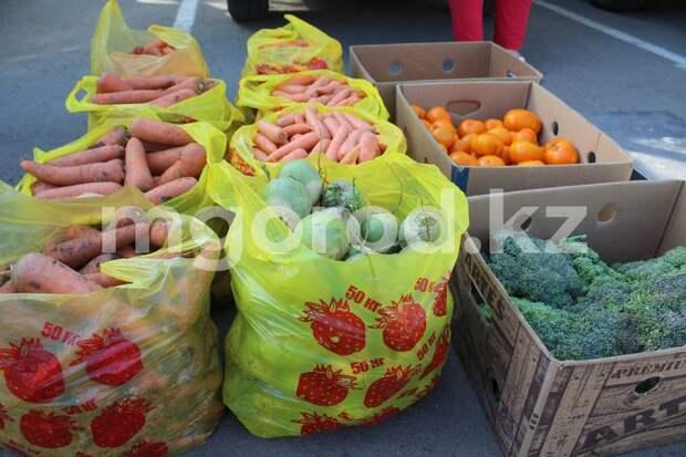 Сельскохозяйственные ярмарки пройдут в Атырау